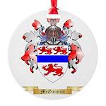 McGannon Round Ornament