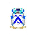 McGann Sticker (Rectangle 50 pk)