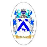 McGann Sticker (Oval 10 pk)