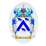 McGann Oval Ornament