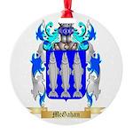 McGahan Round Ornament