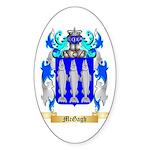 McGagh Sticker (Oval 50 pk)