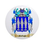 McGagh Round Ornament