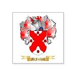 McFarland Square Sticker 3