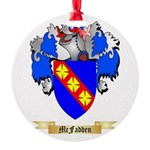 McFadden Round Ornament
