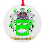 McEvinney Round Ornament