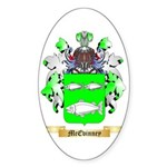 McEvinney Sticker (Oval 50 pk)