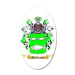 McEvinney 20x12 Oval Wall Decal