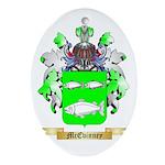 McEvinney Oval Ornament