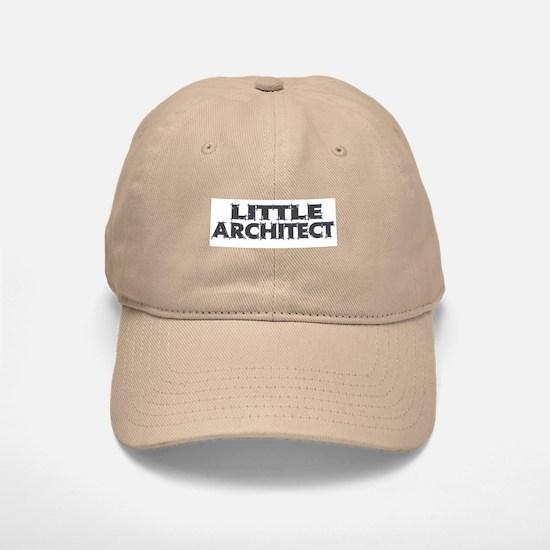 Little Architect Baseball Baseball Cap