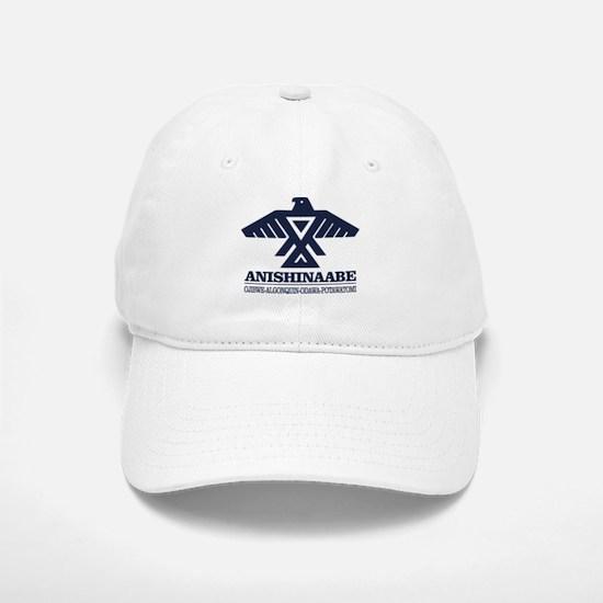 Anishinaabe Baseball Baseball Baseball Cap