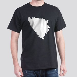Bosnia and Herzegovina Silhouette T-Shirt