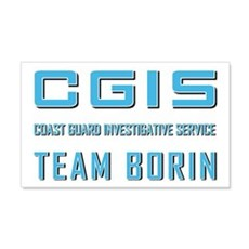 CGIS TEAM BORIN Wall Decal