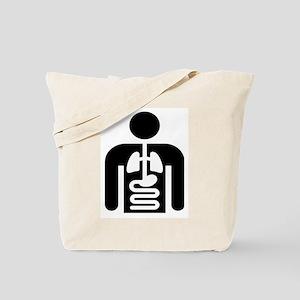 Internal Medicine Icon Tote Bag