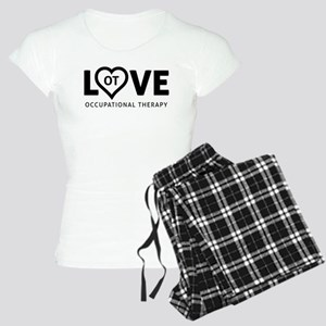 LOVE OT Women's Light Pajamas