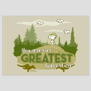 Snoopy - Greatest Adventure Wall Art