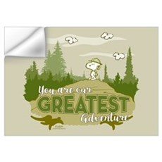 Snoopy - Greatest Adventure Wall Art Wall Decal