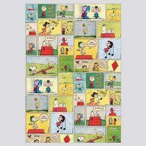 Peanuts - Classic Comic Strip Wall Art