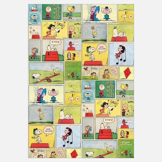 Peanuts - Classic Comic Strip Wall Art