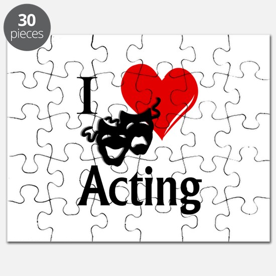 I Heart Acting Puzzle