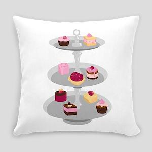 Tiered Dessert Trays Everyday Pillow