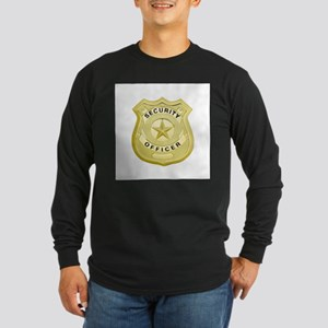 Security Officer Long Sleeve T-Shirt