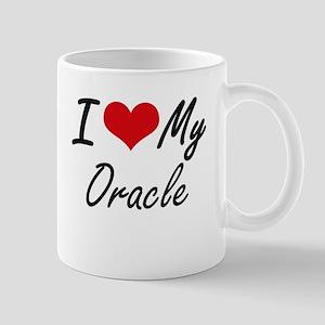 I love my Oracle Mugs