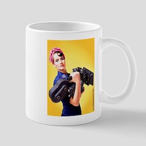Rosie the Filmmaker Mugs