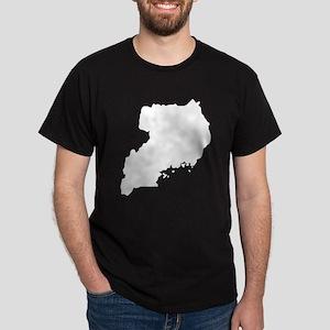 Uganda Silhouette T-Shirt
