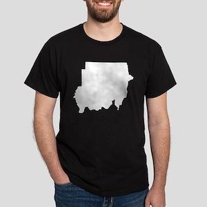 Sudan Silhouette T-Shirt