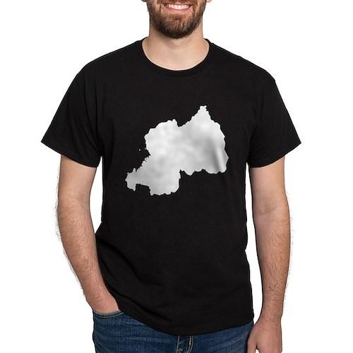 Rwanda Silhouette T-Shirt