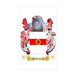 McEttrick Sticker (Rectangle 50 pk)