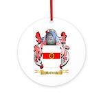 McEttrick Round Ornament