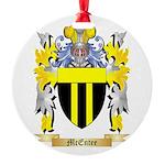 McEntee Round Ornament
