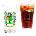 McEnroe Drinking Glass