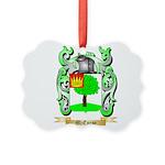 McEnroe Picture Ornament