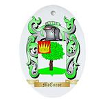 McEnroe Oval Ornament
