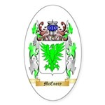 McEnery Sticker (Oval 50 pk)