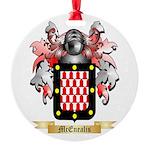 McEnealis Round Ornament