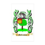 McEnchroe Sticker (Rectangle 50 pk)
