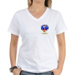 McElwee Women's V-Neck T-Shirt
