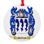 McElroy Round Ornament