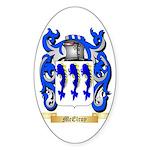 McElroy Sticker (Oval 10 pk)