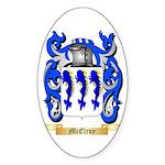McElroy Sticker (Oval 50 pk)