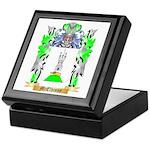 McElhinny Keepsake Box
