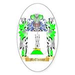 McElhinny Sticker (Oval)