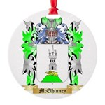 McElhinney Round Ornament