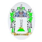 McElhinney Oval Ornament