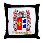 McEgill Throw Pillow