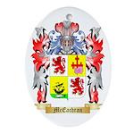 McEachran Oval Ornament